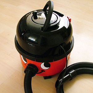 English: Numatic 'Henry' vacuum cleaner