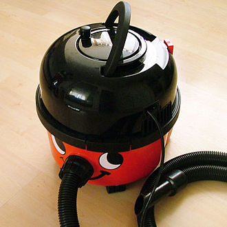 Chard, Somerset - Numatic's Henry vacuum cleaner