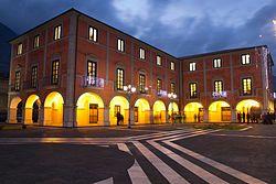 Nuova casa comunale San Pietro al Tanagro.jpg