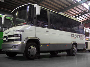 Iran Khodro Diesel - Iran khodro diesel Minibus O511 designed by Sivan design group