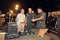 O comandante Militar do Oeste (CMO), general João Francisco Ferreira, apresenta ao ministro Amorim e ao comandante do Exército, general Enzo Peri, os equipamentos a serem utilizados no Sisfron. (7748483856).jpg