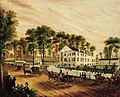 Oakland House and Race Course by Robert Brammer and Augustus Von Smith.jpg