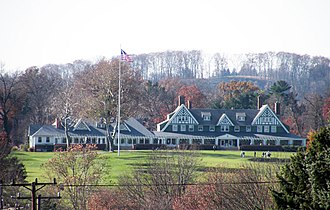Oakmont, Pennsylvania - Image: Oakmont Country Club