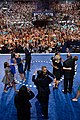 Obama and Biden families on-stage at the 2012 Democratic National Convention.jpg