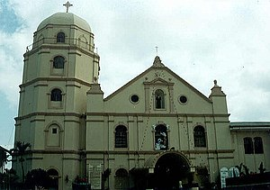 Obando Church - The church of Obando in Bulacan