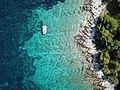 Ocean near Maslinica on Solta in Croatia.jpg