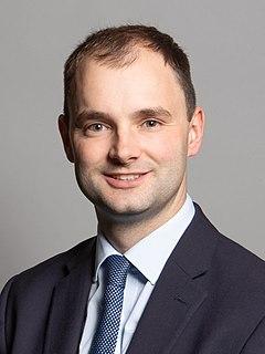Luke Hall (politician) British Conservative politician