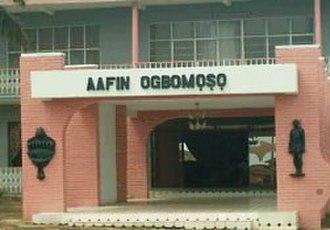 Ogbomosho North - Ogbomosho palace