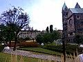 Ogród Rożańcowy przed kościołem św. Jacka w Bytomiu.jpg