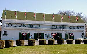 Ogunquit Playhouse - Image: Ogunquit Playhouse