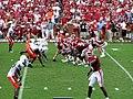 OklahomaSooners MiamiHurricane 20070908 LineofScrimmage.jpg