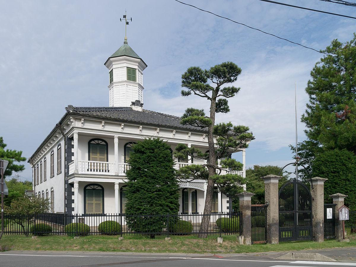 旧中込学校 - Wikipedia