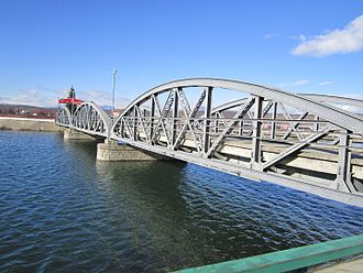 Jiu Bridge - Jui Bridge in new location
