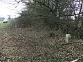 Old Milepost - geograph.org.uk - 1756159.jpg