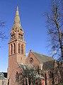 Old Parish and St Paul's Church steeple - geograph.org.uk - 361621.jpg
