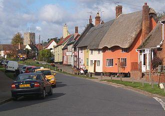 Haughley - Old Street, Haughley