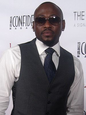 Omar Epps - Epps in September 2008