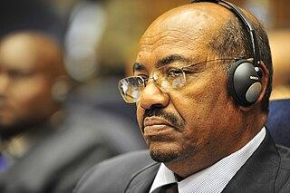 sudanesischer Politiker, Staatschef Sudans