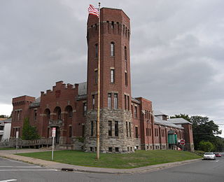 Oneonta Armory United States historic place