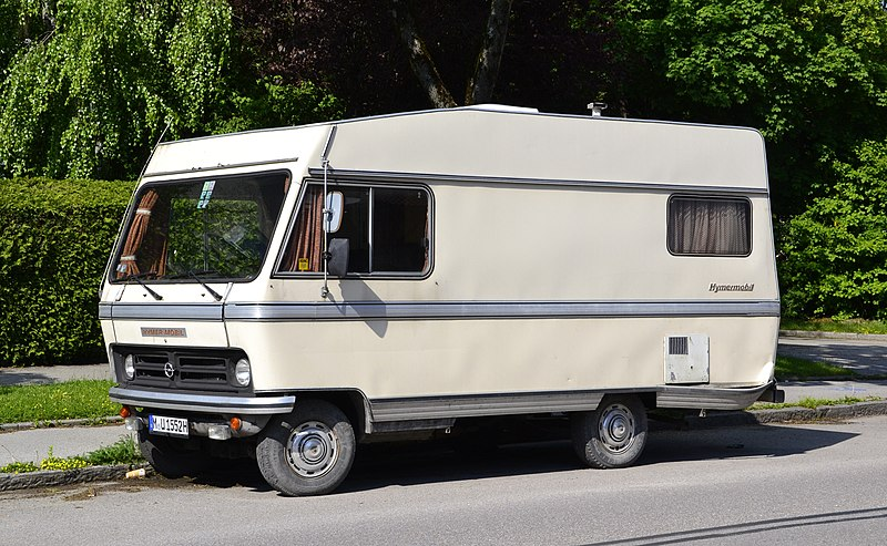 Camping Car Hymer Occasion Integral Mercedes