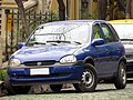 Opel Corsa 1.0 City 1998 (14669161518).jpg