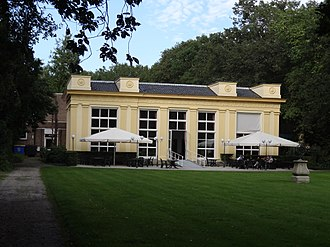 Hartekamp - Orangerie