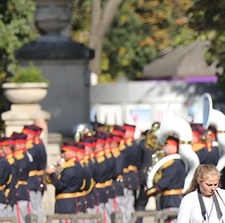 Presidential Band of the Republic of Moldova Ceremonial unit in Moldova