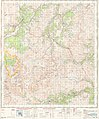 Ordnance Survey One-Inch Sheet 38 Grantown & Cairngorm, Published 1957.jpg