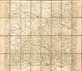Ordnance Survey One-Inch Special Sheet The Chilterns (dissected), Published 1932.jpg