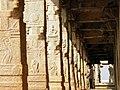 Ornate Pillared parikrama, Lepakshi, AP.jpg