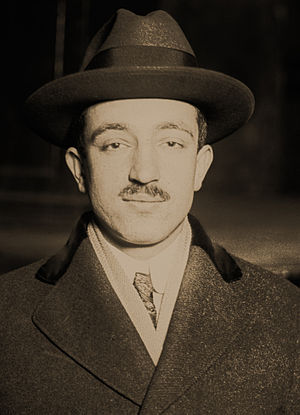 Samuel Orr - Samuel Orr in a news photo from January 15, 1920.