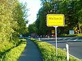 Ortseinfahrt von Melbeck (Norden).jpg