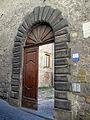 Orvieto, palazzo martinelli 02 portale.JPG