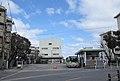 Osaka City Bus Itakano-dept.JPG