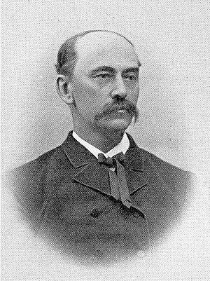 Oscar Alin - Oscar Alin. From: Emil Hildebrand, Sveriges historia intill tjugonde seklet (1910).