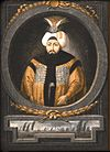 Portrait of Osman III by John Young