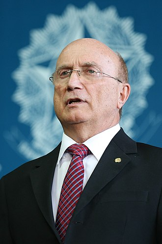 Osmar Serraglio - Image: Osmar Serralho ministro 2017
