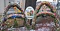 Osterbrunnen in Thalheim, Deutschland IMG 0805WI.jpg