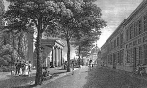 Ostertorwall - Bremen - 1822.jpg
