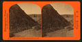 Outside view of the Volcano, on the Summit Sierras, Cal, by Reilly, John James, 1839-1894.png