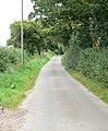 Overton Road south of Ibstock - geograph.org.uk - 542630.jpg