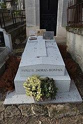 Tomb of Jadras and Bonpaix