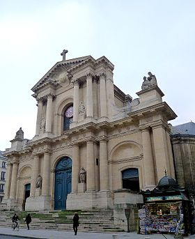 image illustrative de l'article Église Saint-Roch de Paris