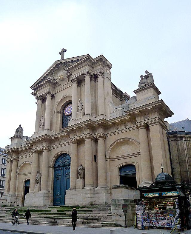 L'église St Roch