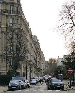 P1160217 Paris XVI boulevard Flandrin rwk