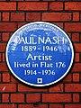 PAUL NASH 1889-1946 Artist lived in Flat 176 1914-1936.jpg