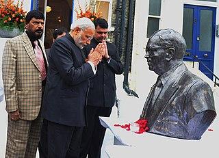Dr. Bhimrao Ramji Ambedkar Memorial, London memorial in London