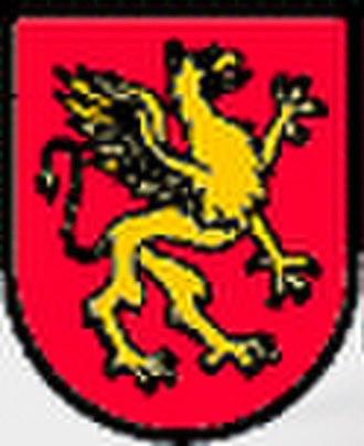 Kromołów, Silesian Voivodeship - Image: POL Kromołów (Zawiercie) COA