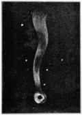 PSM V76 D017 Halley comet in 1682.png
