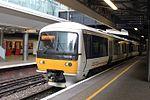 Paddington - Chiltern 165016 West Ruislip train.JPG